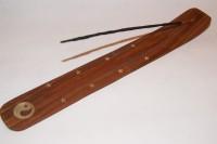 Räucherschiffchen, Yin Yang