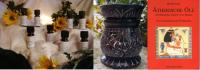 Aromaset-II, 10-teilig: Aromapaket, Aromalampe & Buch